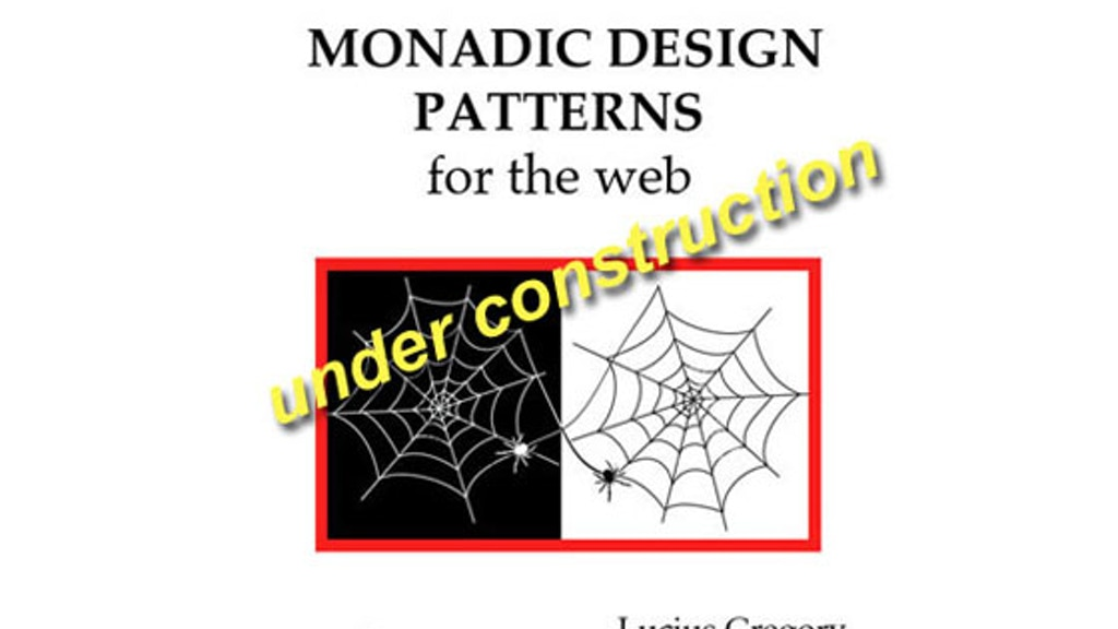 Monadic Design Patterns for the Web (Book) project video thumbnail