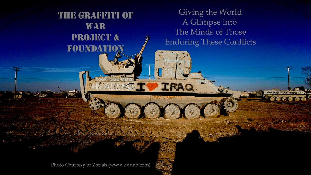 The Graffiti of War Project project video thumbnail