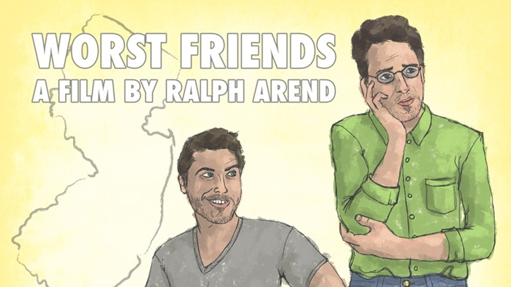 worst friends finishing funds project video thumbnail