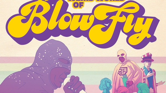The Weird World of Blowfly – Documentary Film project video thumbnail