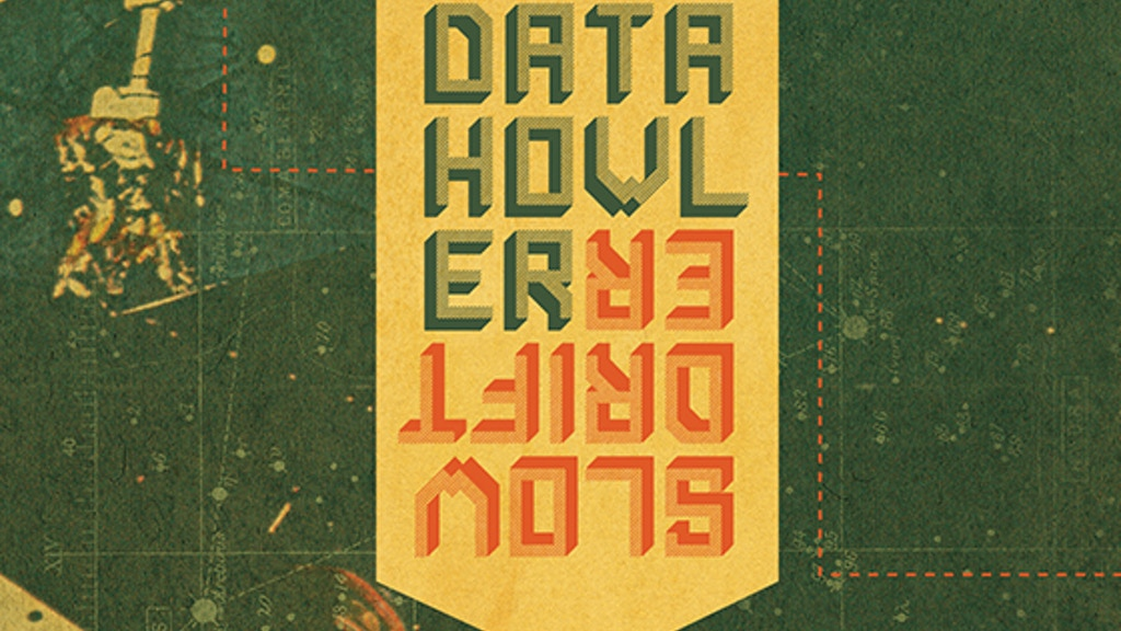 """Datahowler's """"Slowdrifter"""" - Scifi space music at its finest project video thumbnail"""