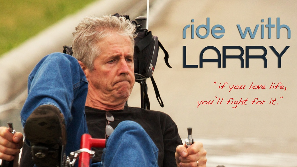 Ride with Larry - A Parkinson's Documentary Film project video thumbnail
