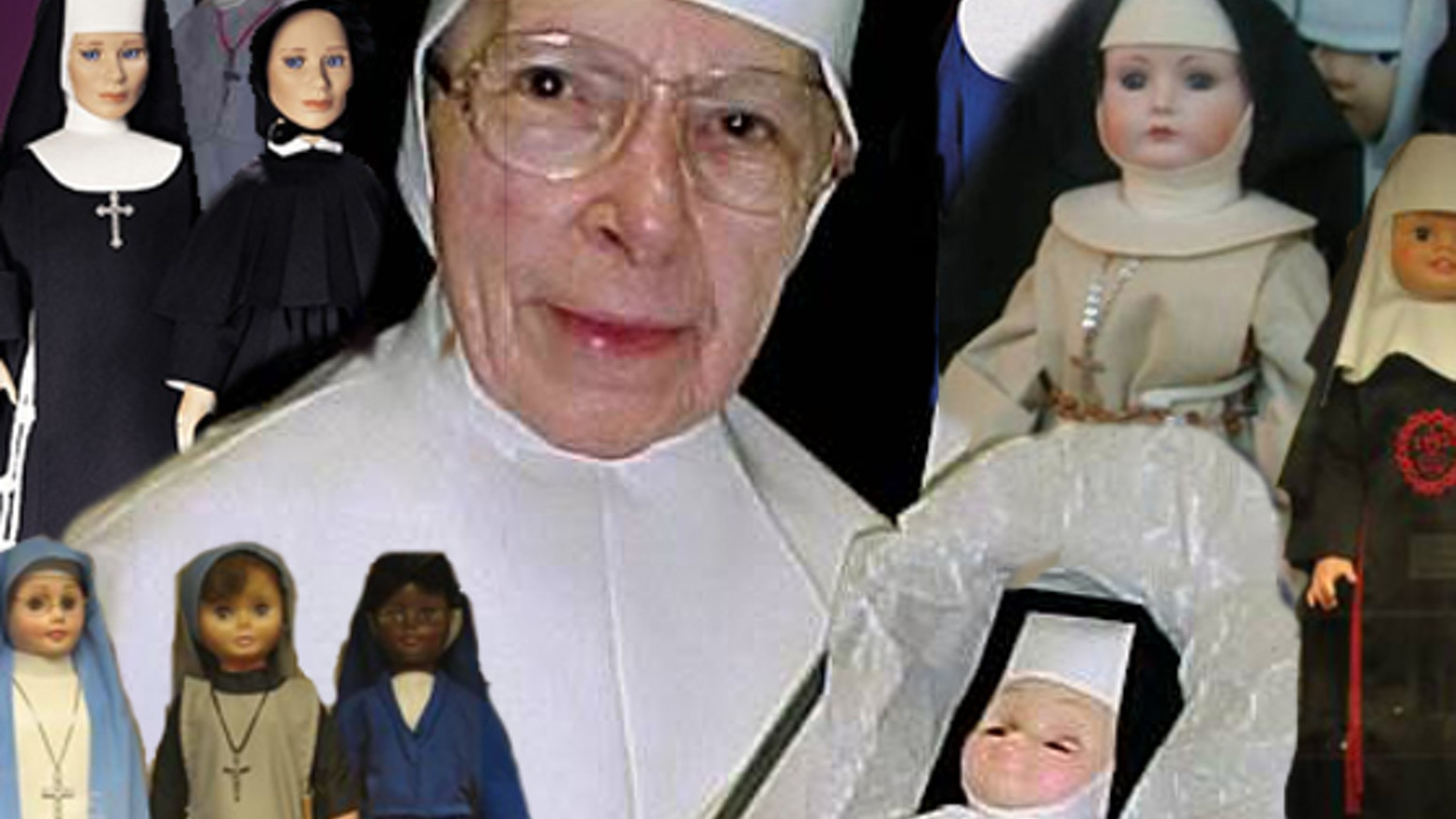 Open source archive of patterns for nuns habits by julia sherman create an archive of sewing patterns for lost adult nuns habits from a collection of rare nun dolls jeuxipadfo Images