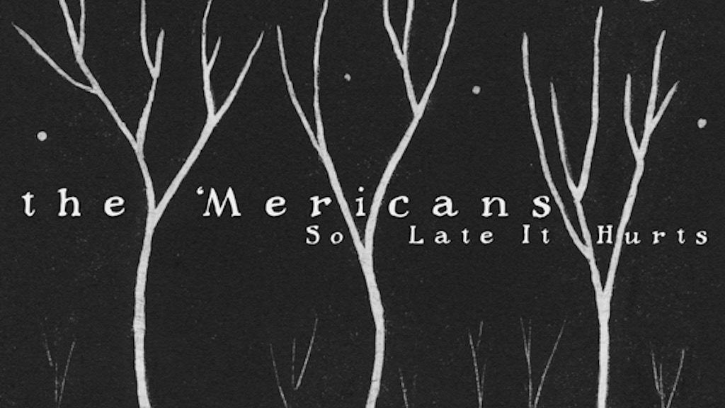 the 'Mericans 'So Late It Hurts' LP / CD Release Project project video thumbnail