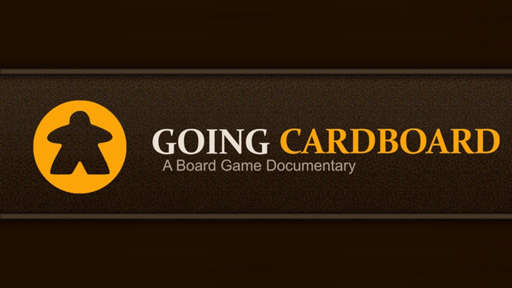 Going Cardboard - A Board Game Documentary project video thumbnail