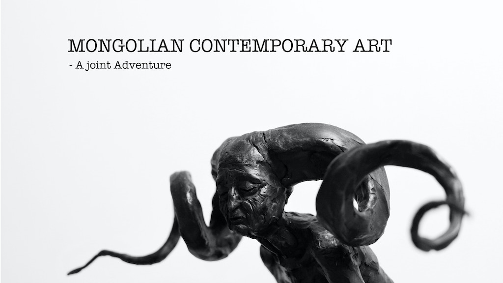 MONGOLIAN CONTEMPORARY ART – A joint adventure project video thumbnail