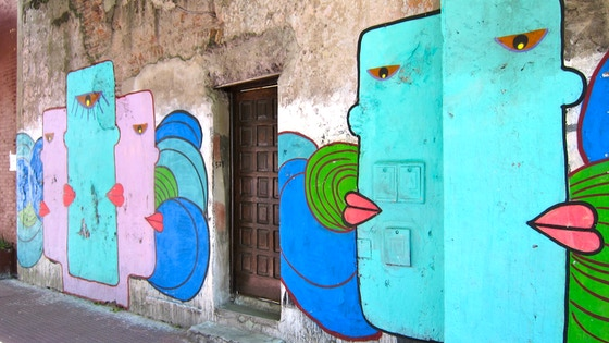 Buenos Aires: From Concrete to Canvas project video thumbnail