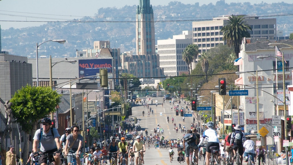 Open L.A. Streets for 2011 CicLAvia Events! project video thumbnail