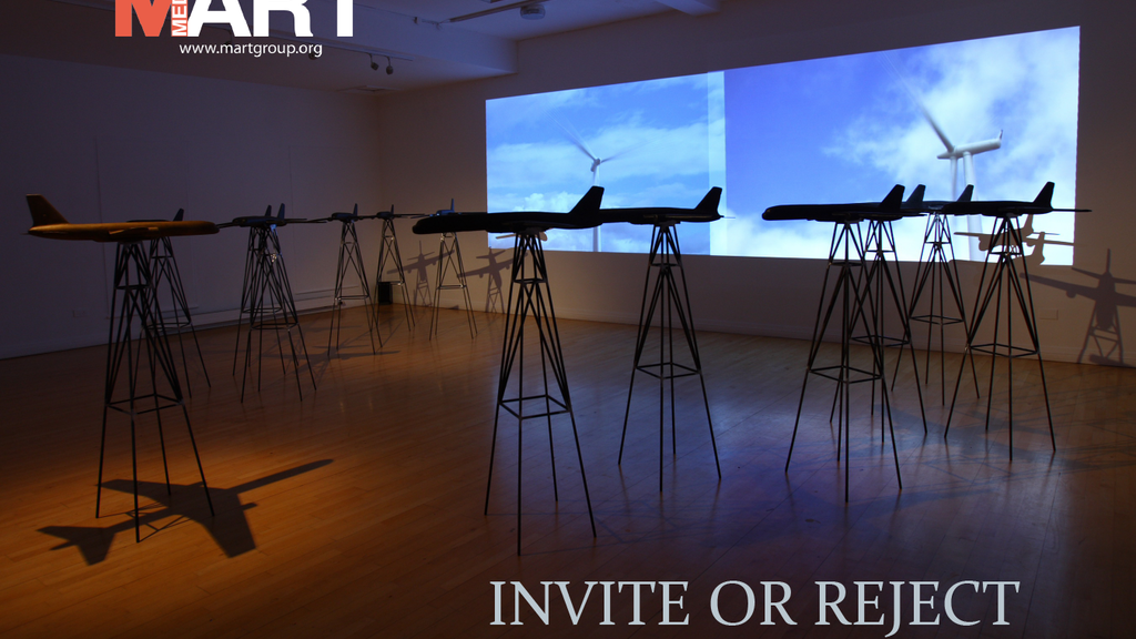 MART's 'Invite or Reject' - Irish Exhibition & Documentary  project video thumbnail