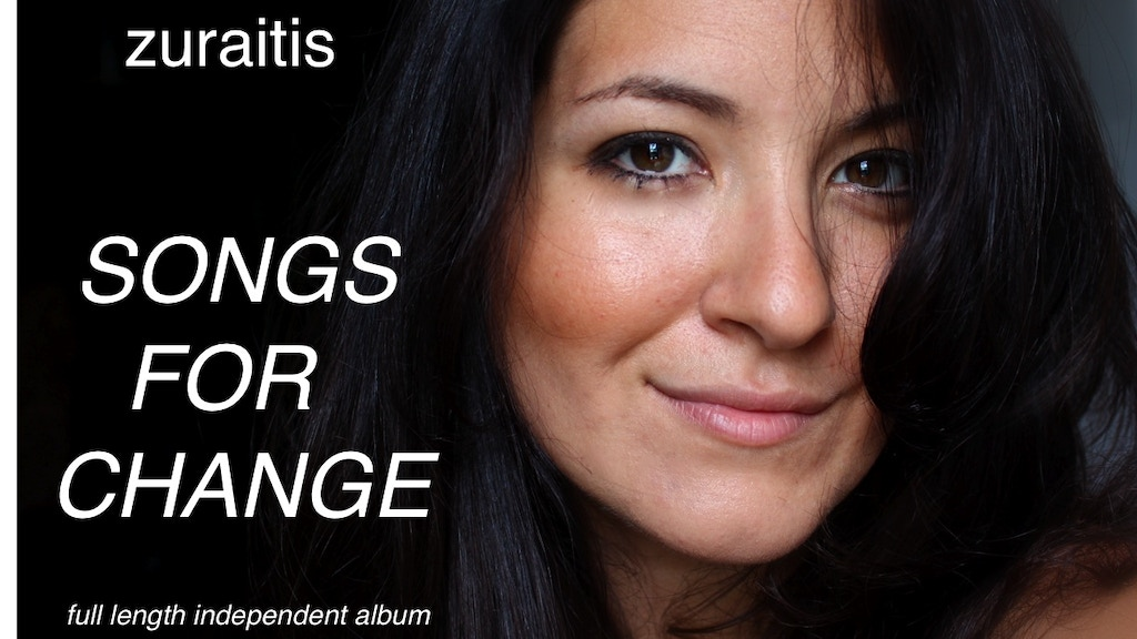 Pre-order to take part in the new Nicole Zuraitis album! project video thumbnail