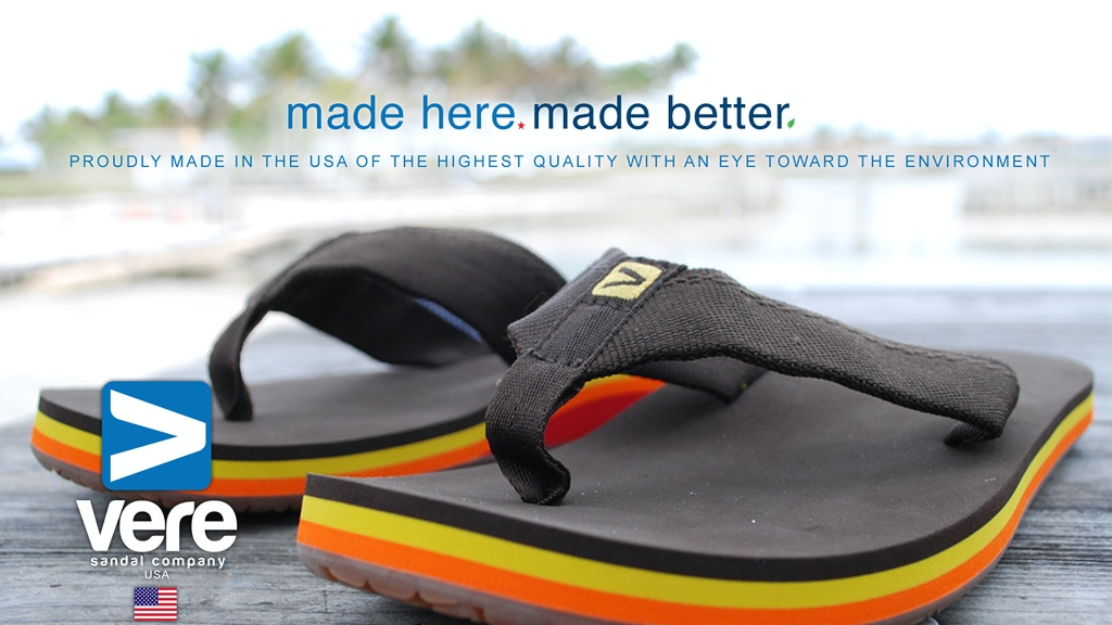 Vere Sandal Company, USA - 2011 Collection project video thumbnail