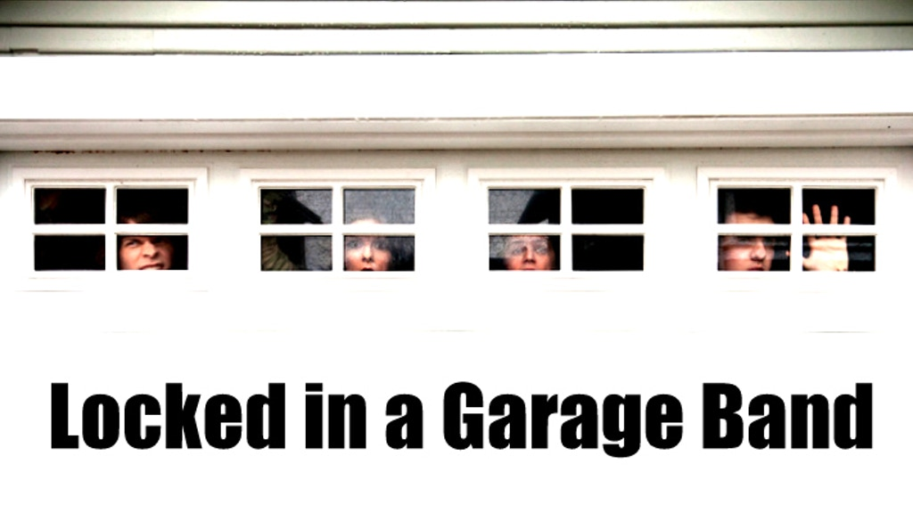 Locked in a Garage Band - Feature Film project video thumbnail