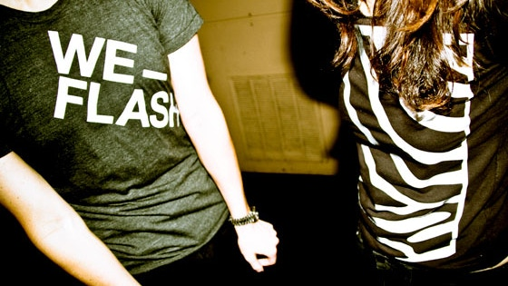 We Flashy: Reflective Clothing For Modern Times project video thumbnail