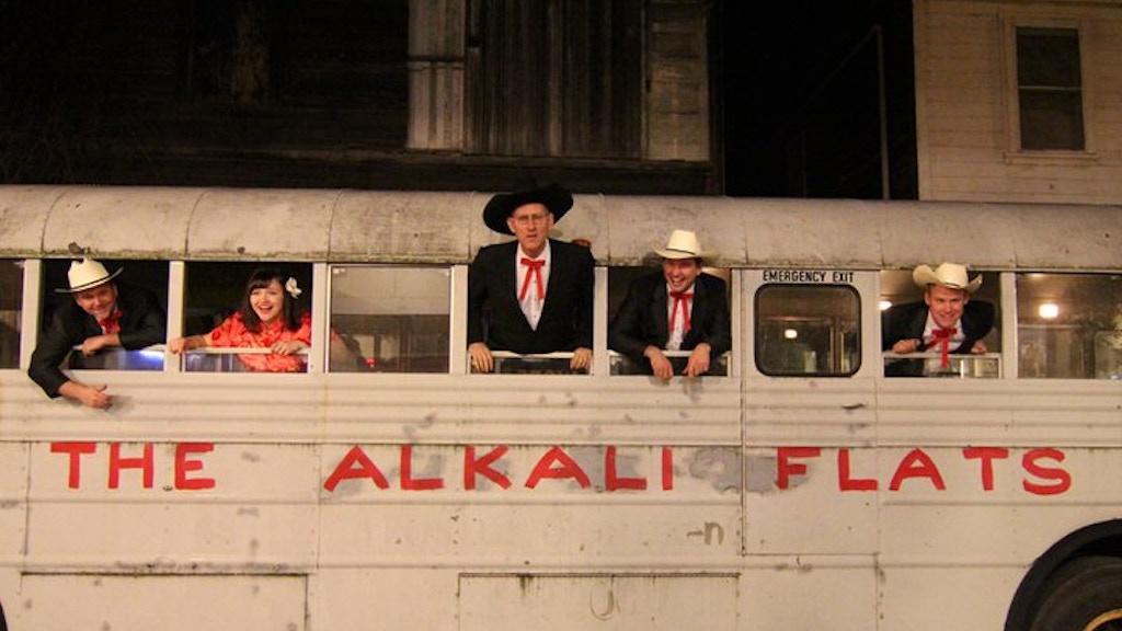 The Alkali Flats Album Project project video thumbnail