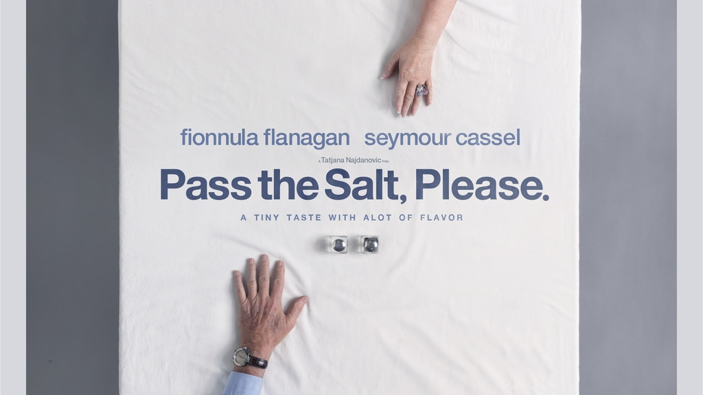 Pass The Salt, Please - Short Film project video thumbnail