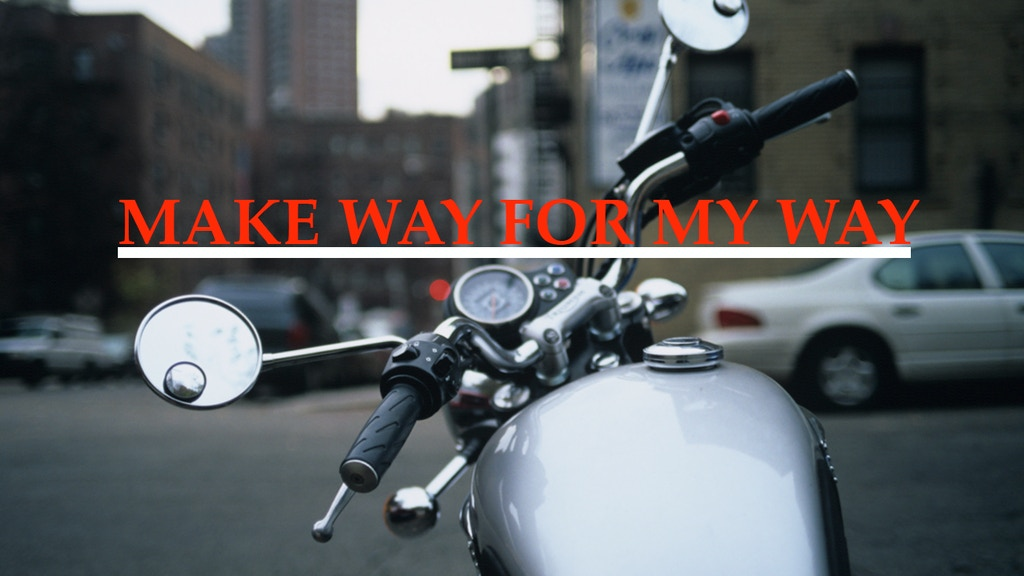 Make Way For My Way - An NYU Senior Thesis Film project video thumbnail