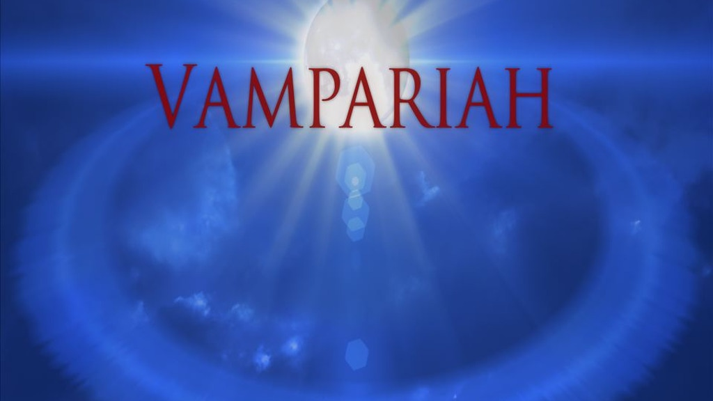 Vampariah (feature length action horror film) project video thumbnail
