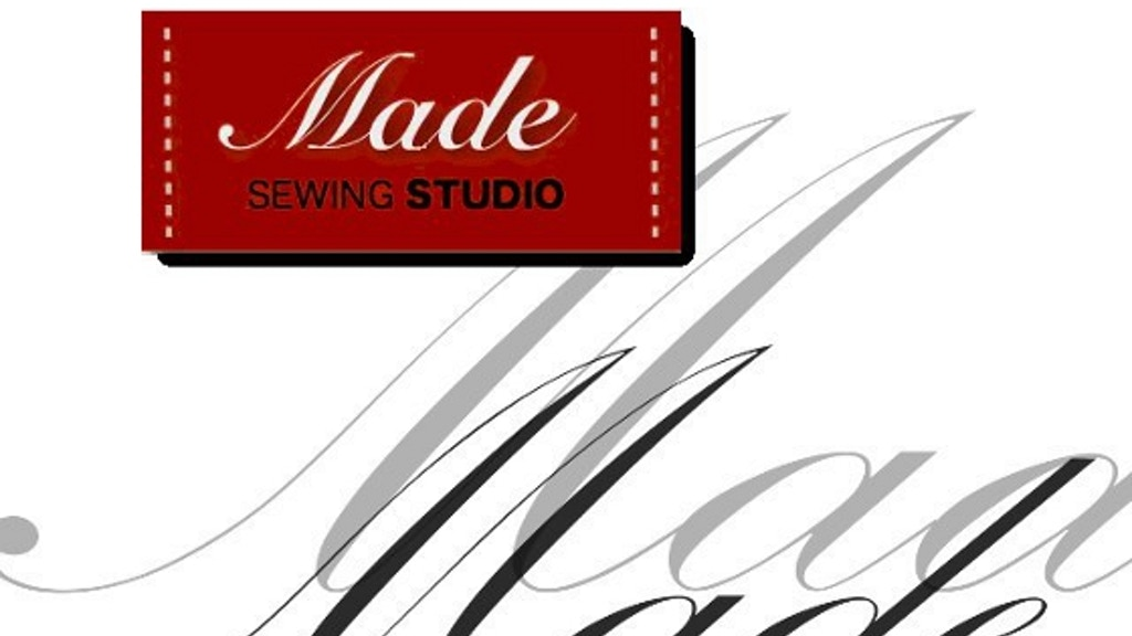 Seattle's new sewing studio! project video thumbnail