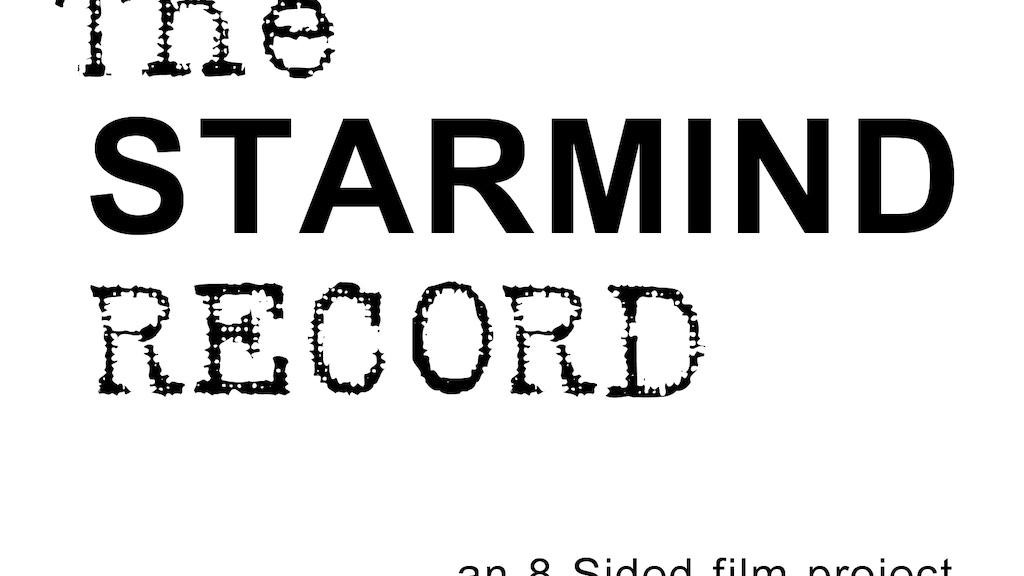 The Starmind Record by Tennyson E. Stead — Kickstarter