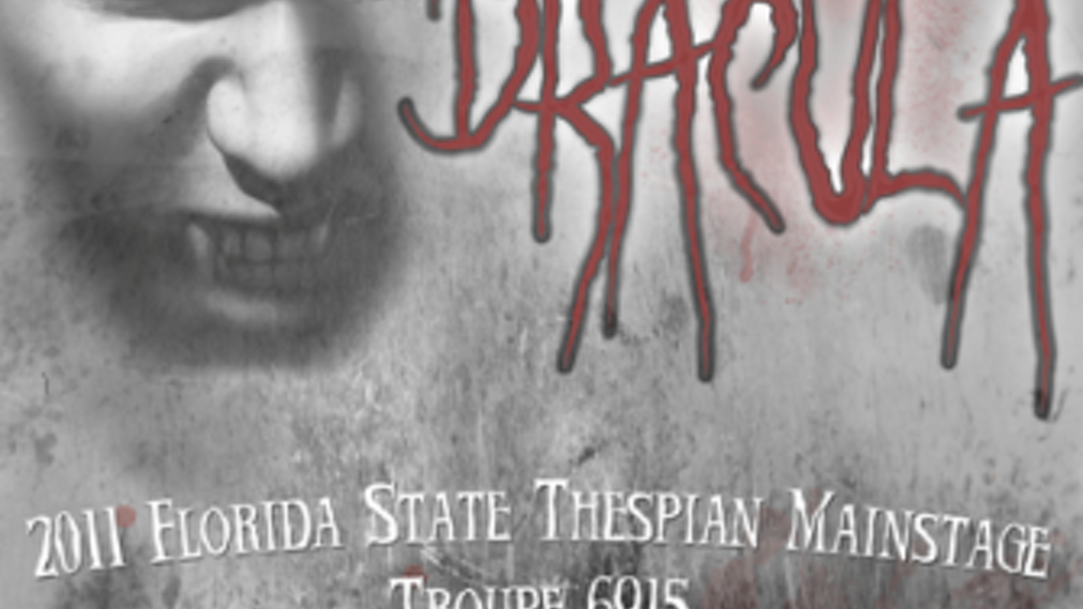 Dracula's Bloody Drive: The Voyage of Troupe 6-9-1-5 by Thespian