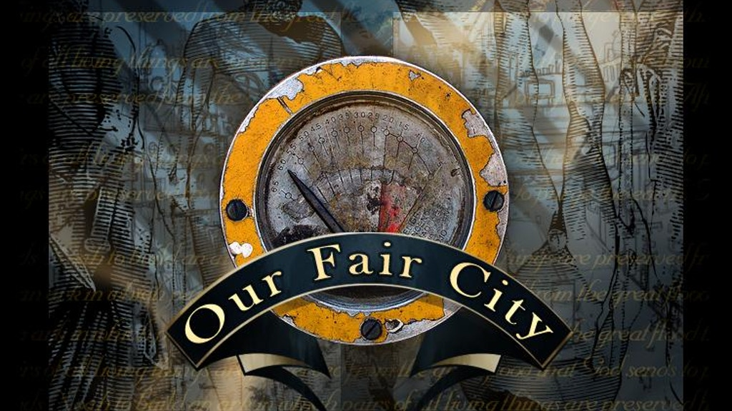 Our Fair City: A Campy Post-Apocalyptic Radio Play project video thumbnail