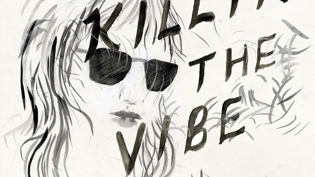"""Ducktails """"Killin the Vibe"""" 12 inch  project video thumbnail"""
