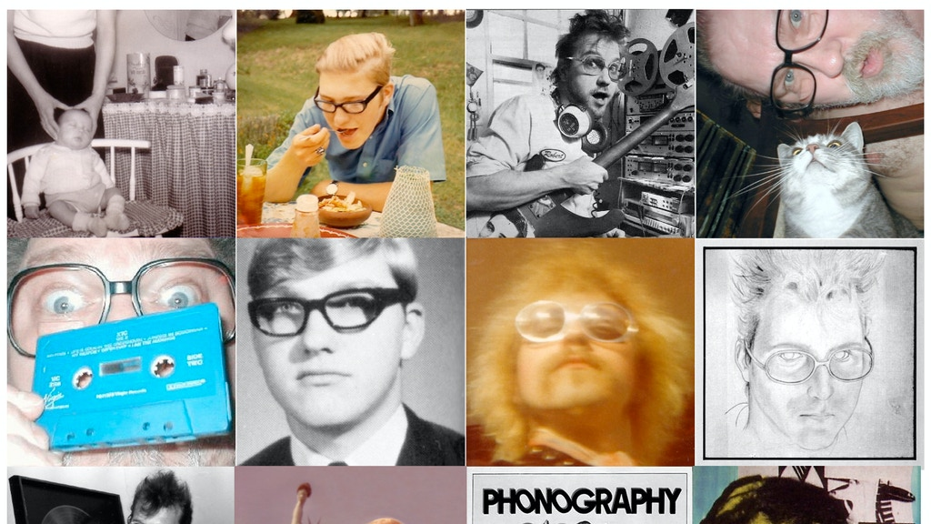R. Stevie Moore project video thumbnail