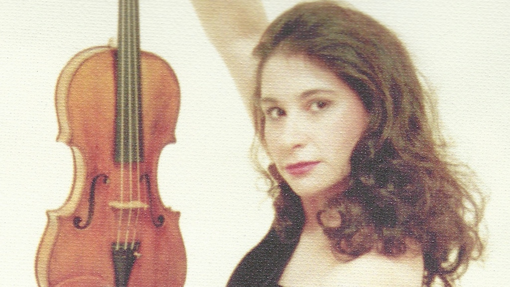 Song Contest & Romantic Jazz CD by Violin/Vocals Diane Perry project video thumbnail