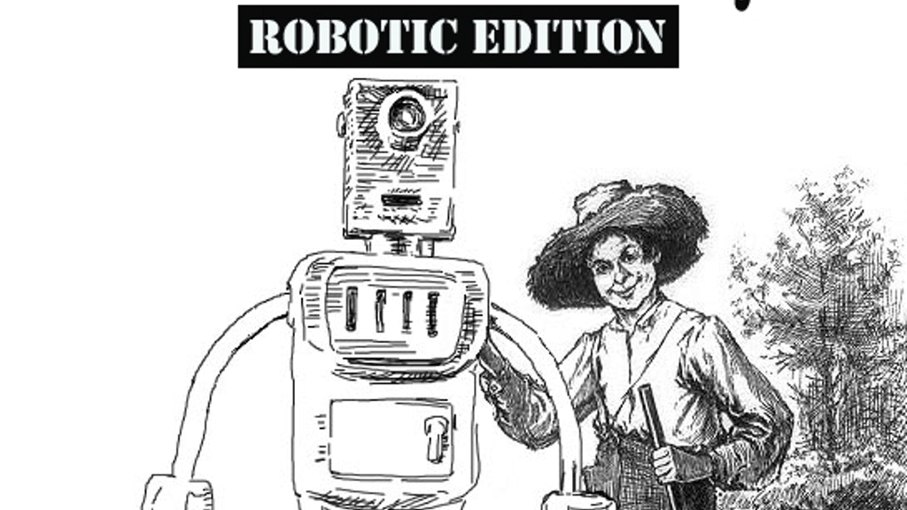 "Replacing the ""N-word"" with ""Robot"" in Huck Finn project video thumbnail"