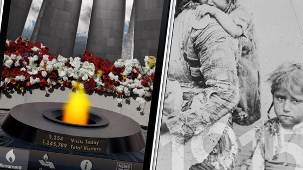 Armenian Monument: a Complete App on Genocide Recognition project video thumbnail