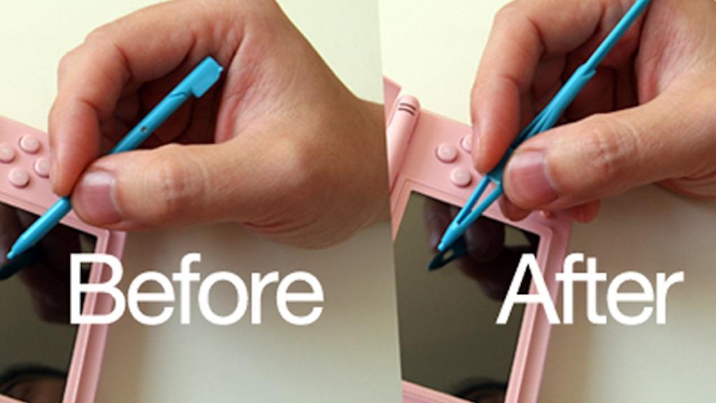 XStylus - Ergonomic Touch Pen for Nintendo DS Lite project video thumbnail