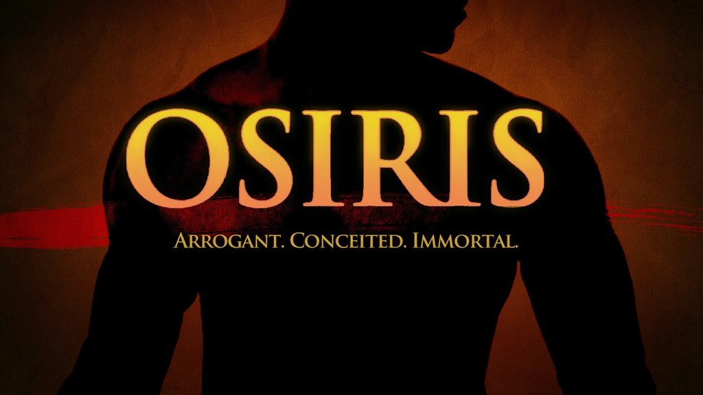 OSIRIS - A Mystery/Action/Thriller Series project video thumbnail