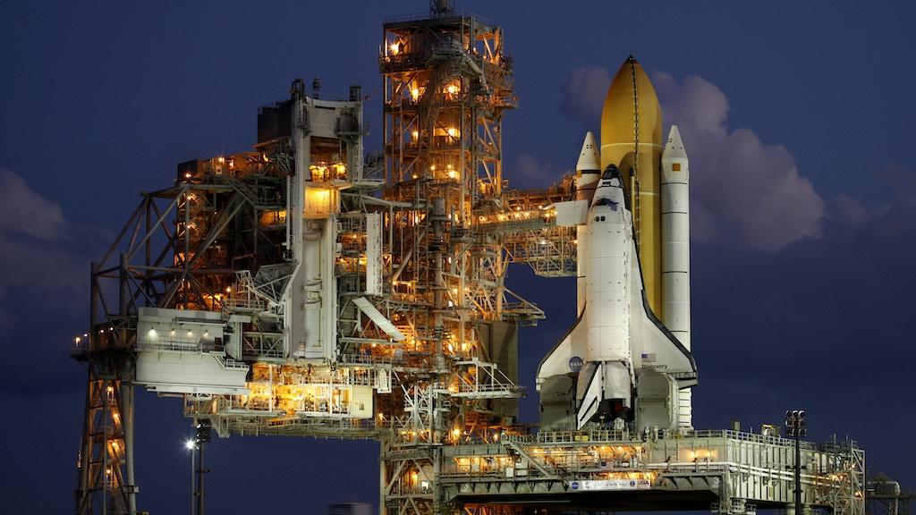 The Last Shuttle project video thumbnail