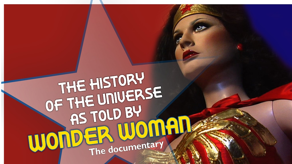 The History of the Universe as Told by Wonder Woman project video thumbnail
