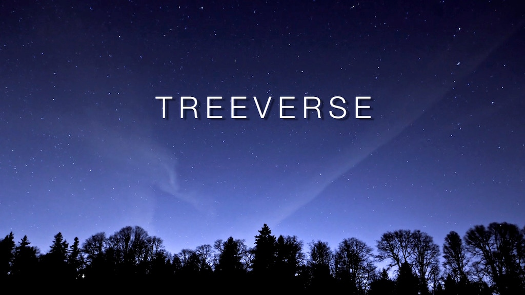 Treeverse project video thumbnail