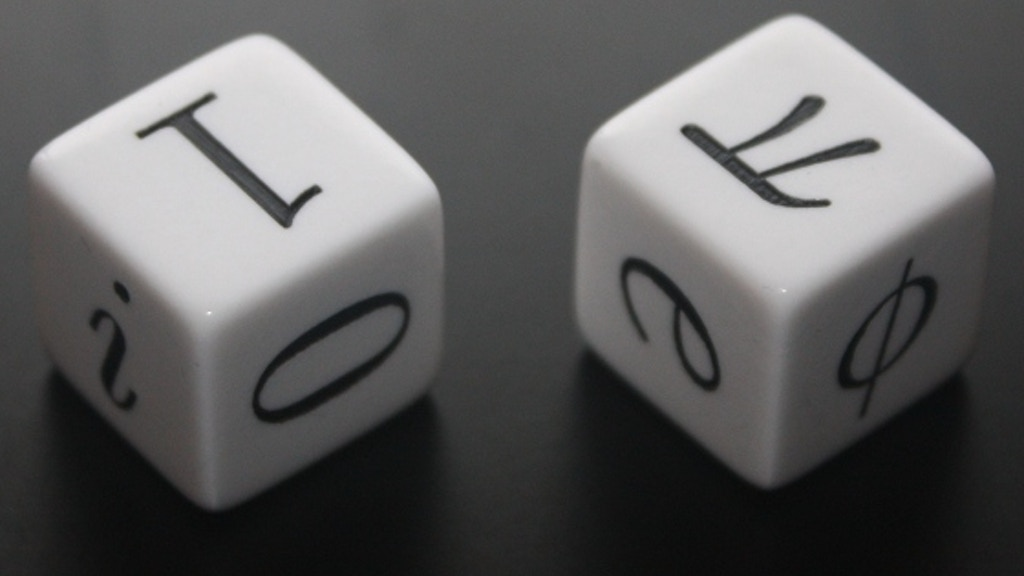 Mathematician's Dice project video thumbnail