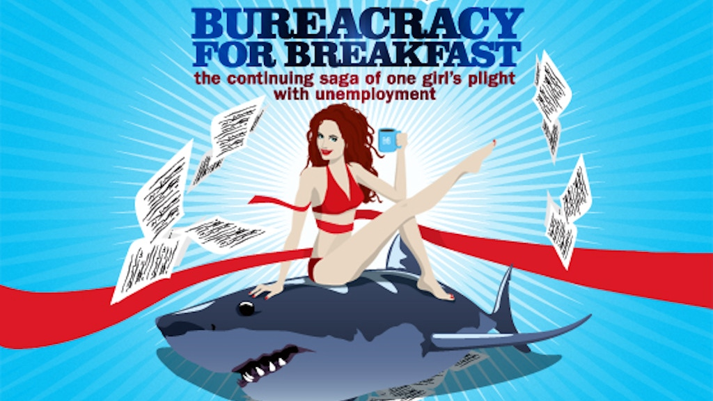 Bureaucracy for Breakfast book launch! project video thumbnail