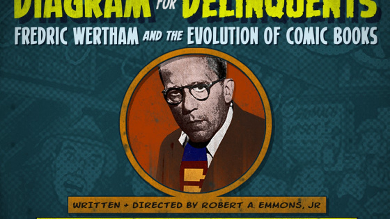A documentary film about Fredric Wertham's crusade against comics, which helped spur burnings of comics and Congressional hearings.