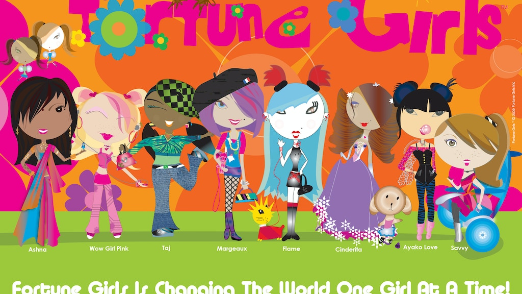 Fortune Girls. . .Empowering Tween Girls! project video thumbnail
