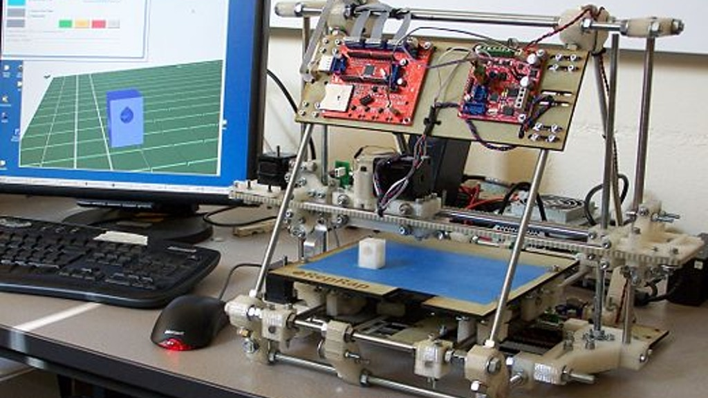 RepRap: The Self Replicating DIY 3D Printer in Your Home project video thumbnail