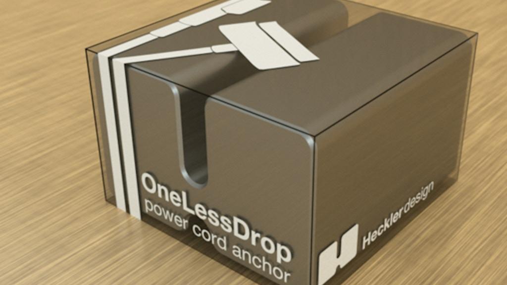 OneLessDrop project video thumbnail