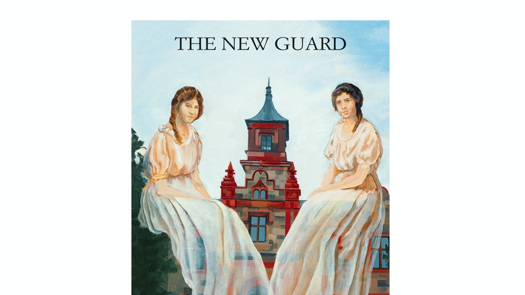 The New Guard mission: to support writers for years to come project video thumbnail