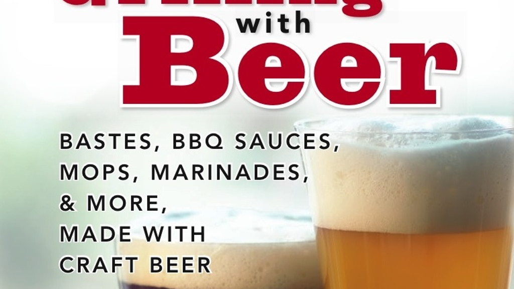Project image for Grilling with Beer cookbook