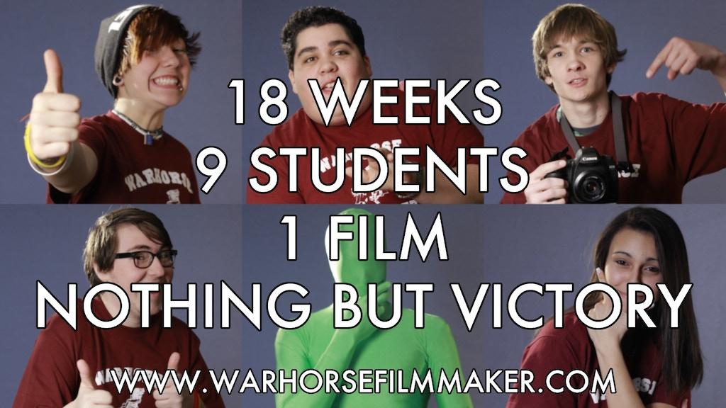 Help WARHORSE FILMMAKERS Make BREAKING FREE! project video thumbnail