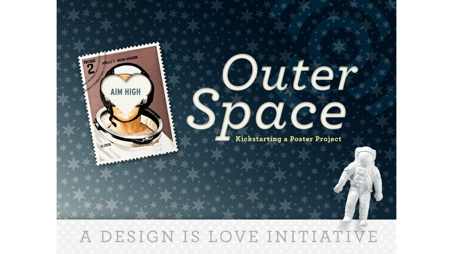 Design is love outer space poster project by design is for Outer space poster design