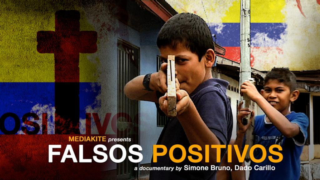 Falsos Positivos the DVD project video thumbnail