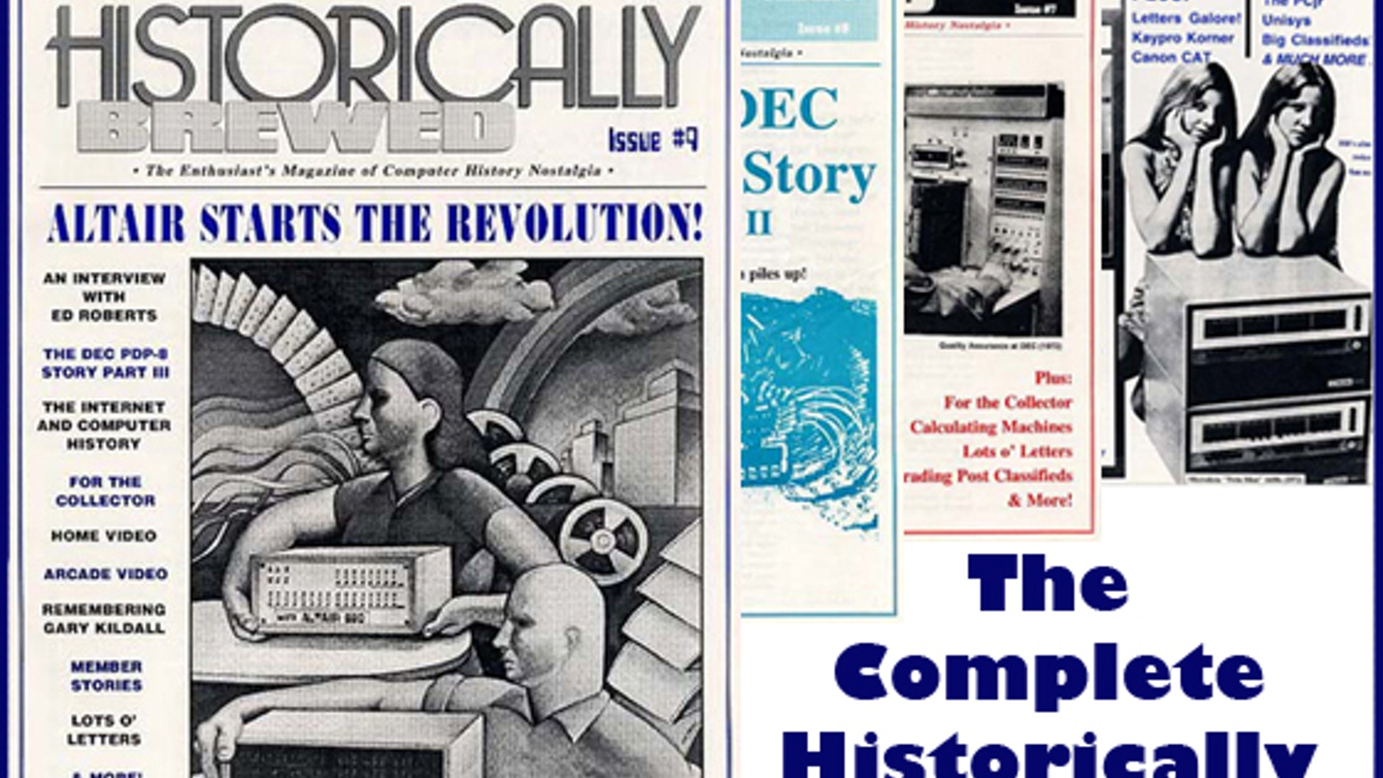 Bring a great computer history zine back to a new audience