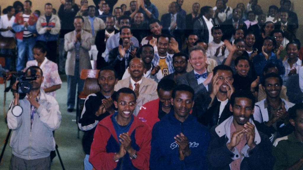 Either/Orchestra to Ethiopia: let's bring our documentarian! project video thumbnail