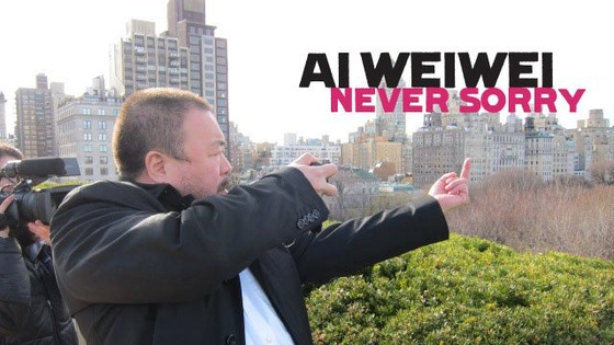 Ai Weiwei: Never Sorry project video thumbnail