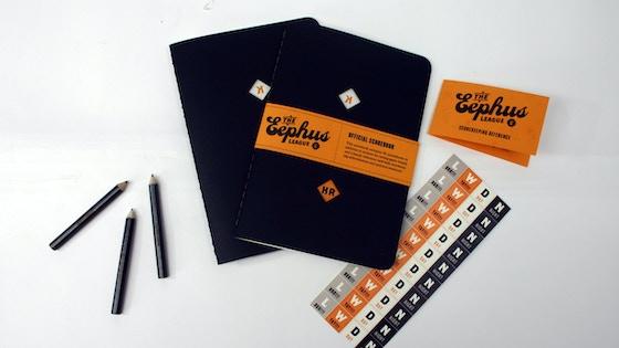 The Eephus League Baseball Scorebook Revival Project project video thumbnail